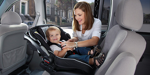 Такси с детским креслом